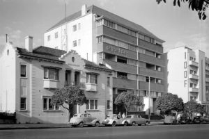 arbordale flats perth by harold krantz 1951
